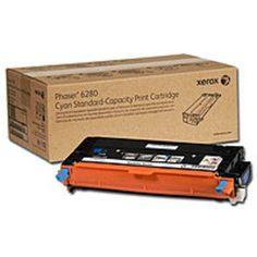 Xerox Cyan Toner Cartridge - Laser - 5900 Page - Cyan