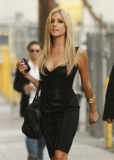 Kristin Cavallari / Black, Blonde, Gold