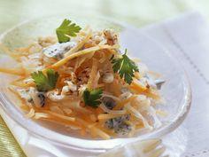 Möhren-Sauerkrautsalat ist ein Rezept mit frischen Zutaten aus der Kategorie Gemüsesalat. Probieren Sie dieses und weitere Rezepte von EAT SMARTER!