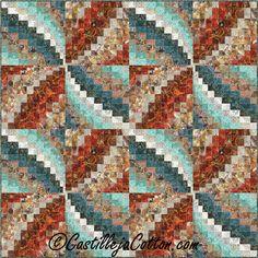Bargello Pinwheels Quilt Pattern (advanced beginner, home decor & houseware) Pinwheel Quilt Pattern, Bargello Quilt Patterns, Bargello Quilts, Lap Quilts, Panel Quilts, Quilt Patterns Free, Mini Quilts, Quilt Blocks, Bargello Needlepoint