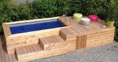 Ein Teich im Garten ist natürlich schon eine wunderschöne Ergänzung. Mit einem Laufsteg oder einer Terrasse komplettieren Sie das Ganze jedoch. So können Sie an einem schönen sonnigen Tag herrlich am Teich sitzen. Schauen Sie sich 10 wunderschöne Beispiele zum Selbermachen an…