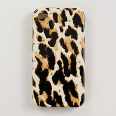 Leopard iPhone Case from J.Crew $22.50