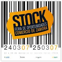 Cartel Feria del Stock Zamora
