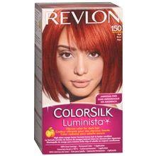 Revlon Colorsilk Luminista Vibrant Color For Dark Hair At