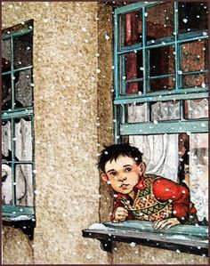 synch-ro-ni-zing: Dylan Thomas: A Child's Christmas in Wales