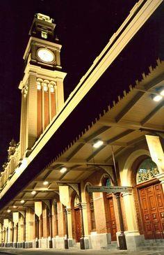 Estação da Luz, São Paulo - Brasil