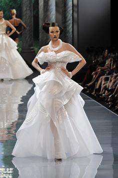 John Galliano for Christian Dior Fall Winter 2008 Haute Couture