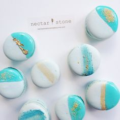 It's been a while since I did macarons like this - but maybe the first time I am showing you - hope you like them xox