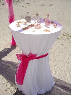 Google Image Result for http://www.floridasunweddings.com/beach-packages/sand_ceremony_tall_table_beach_wedding_venice.jpg