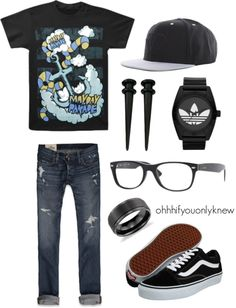 """Untitled #150"" by ohhhifyouonlyknew on Polyvore"