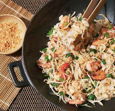 Pad Thai, una delicia que comer haciendo piruetas