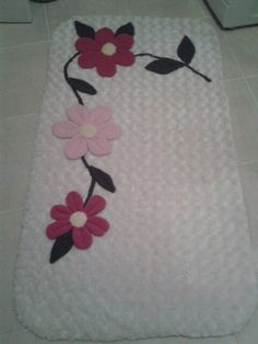 Banyo paspasi Needle Lace, Punch, Patches, Quilts, Embroidery, Sewing, How To Make, Crafts, Bathroom Mat