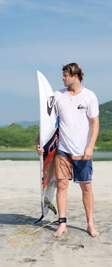 "Dane Reynolds Boardshorts // Quiksilver Dane 18"" Boardshort"