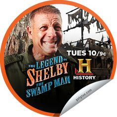 The Legend of Shelby the Swamp Man: Swamp Rat Race