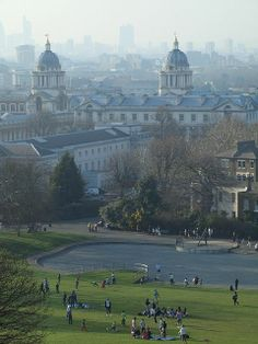 Greenwich Park, London, UK