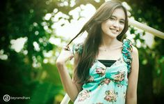 Niken | model photoshoot
