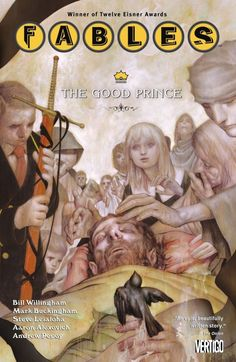 FABLES VOL. 10: THE GOOD PRINCE | Vertigo Comics