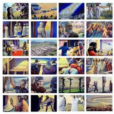 All Old & New Testament Bible Pictures