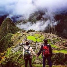 Las 10+1 mejores cuentas de viajes de Instagram. El viaje que perdura en la memoria no termina jamás #machupicchu #peru #viaje #viajeroscallejeros #instagram #instatravel #instagrammers