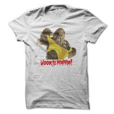 Wookiemania! #starwars #chewbacca