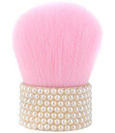 Pretty Accented Kabuki Brush
