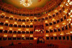 Teatro La Fenice: La salle du théâtre La Fenice
