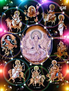 Image by Harshad P Vyas. Discover all images by Harshad P Vyas. Find more awesome images on PicsArt. Maa Durga Image, Durga Kali, Durga Puja, Shiva Shakti, Durga Maa Pictures, Durga Images, Lakshmi Images, Krishna Hindu, Shri Hanuman