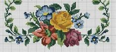 1 million+ Stunning Free Images to Use Anywhere Easy Cross Stitch Patterns, Cross Stitch Borders, Cross Stitch Flowers, Cross Stitch Heart, Simple Cross Stitch, Book Crafts, Diy And Crafts, Free To Use Images, Blackwork