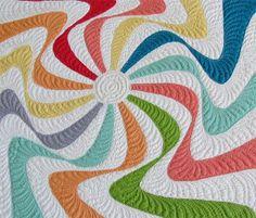 Tutorial- raw edge applique quilt /Geta's Quilting Studio