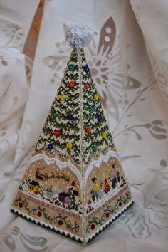 Gallery.ru / Фото #87 - Victoria Sampler Gingerbread Stitching - asdfgh2