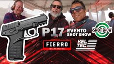 Keltec P17 Review en ESPAÑOL | Fierro International | ShotShow 2020 Security Tools, Shot Show, Weapons, Youtube, Movies, Movie Posters, Fictional Characters, Hilarious, Weapons Guns