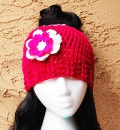 Crochet Messy Bun Hat Messy Bun Beanie Crochet by LoveCareHandmade