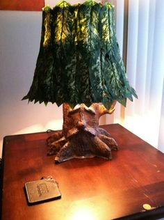 Great Deku Tree Lamp from Legend of Zelda