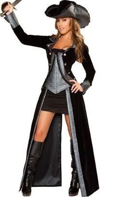 Pirate Princess Costume