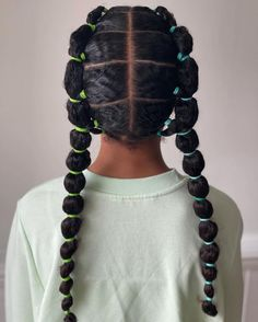 Cute Hairstyles For Kids, Girl Hairstyles, Infant Hairstyles, Curly Hair Styles, Natural Hair Styles, Natural Hair Salons, Fresh Hair, Hair Jewelry, Jewellery