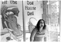 Gabby at Dog House Deli 2010 | Kahla Voyles