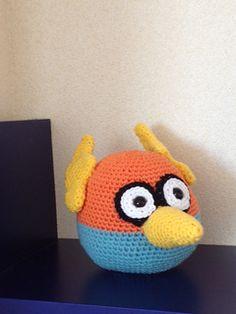 angry bird!  ●●FREE-PATTERN●●