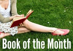 Book of the month - If you love to read you will LOVE this awesome monthly book membership! #ad