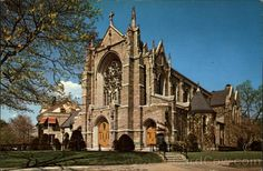 St. Paul's, Clifton, NJ.  Many memories for my family at this beautiful church.  Mom and Dad were married in this church.