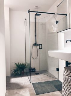 diy home decor for apartments is definitely important for your home. Whether you pick the bathroom renovations or small bathroom storage ideas, you will make the best wayfair bathroom for your own life. Bathroom Renos, Bathroom Interior, Modern Bathroom, Small Bathroom, Brown Bathroom, Dream Bathrooms, Master Bathroom, Bathroom Remodel Cost, Budget Bathroom