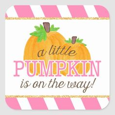 Get your hands on great customizable Pink Pumpkin stickers from Zazzle.