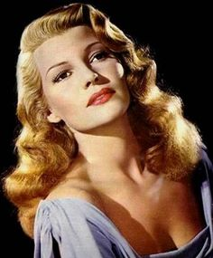 Women in films from the 40's, 50's and 60's with red hair that were absolutely gorgeous.