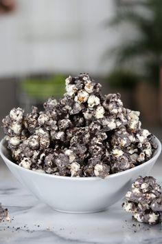Oreo Popcorn #EatTheTrend