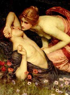Mitologia Grega: Afrodite, a Deusa do sexo.