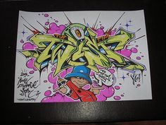 TUF TIM TWIST by MONE78   #GRAFFITI #CHICAGOART #SKETCHBOOK