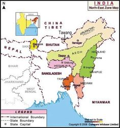 The Security of North-East India and Tibet's Independence.