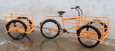 CARGO BIKE FOR ECO-SUSTAINABLE TRANSPORT