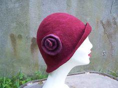 Felt hat/ Filzhut ♡