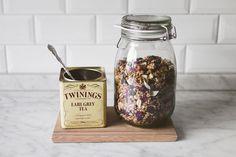 earl grey tea granola-1