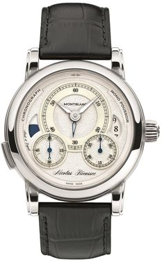 Montblanc Hommage to Nicolas Rieussec II watch - Perpetuelle